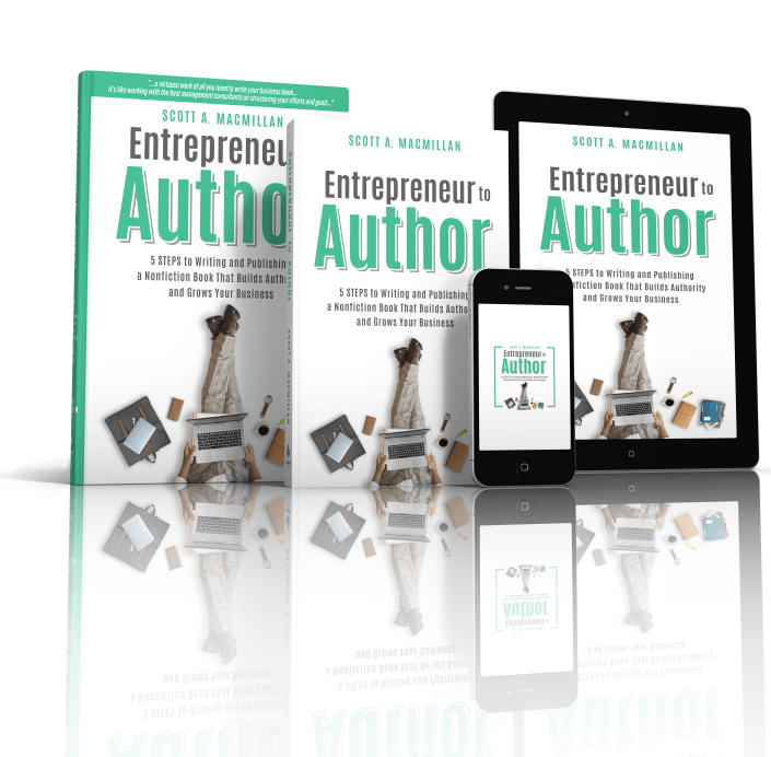 Entrepreneur to Author formats