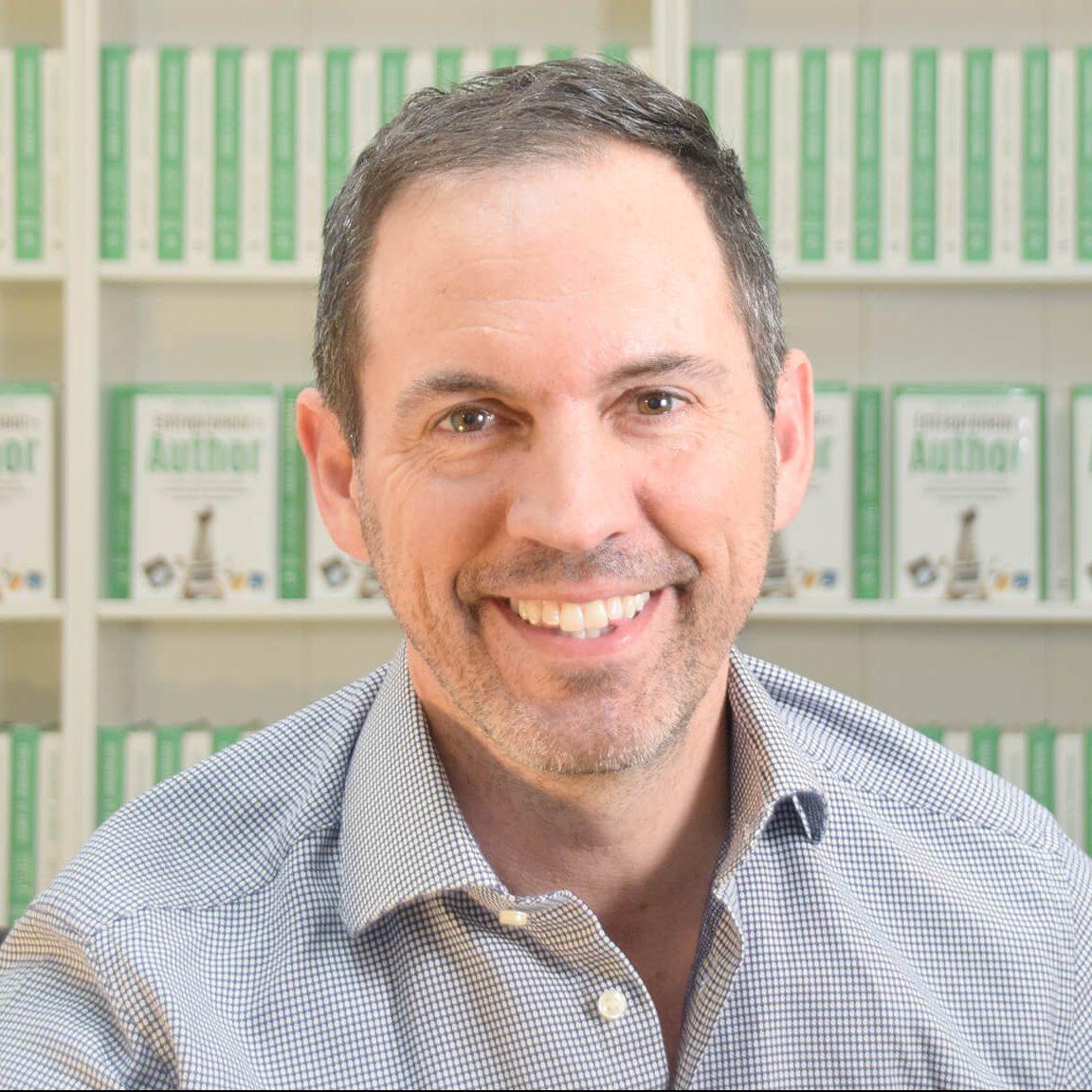 Entrepreneur to Author Podcast Host Scott A. MacMillan