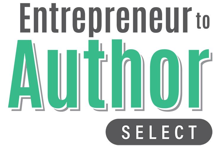 Entrepreneur to Author Select logo